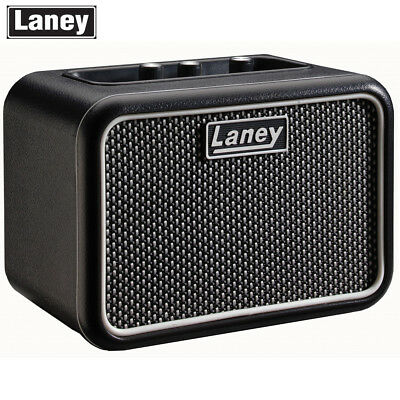 Laney Supergroup Mini-SuperG Battery-Powered Guitar Combo Amplifier Practice Amp • 53.66£