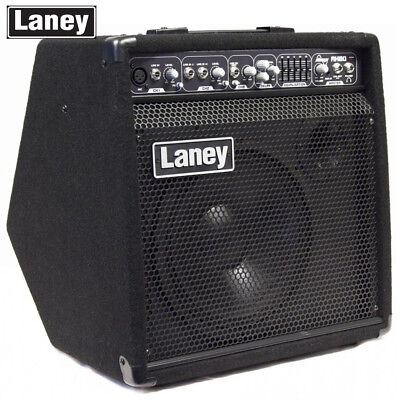 Laney AH80 Audiohub Combo Guitar Bass Drum Keyboard Acoustic Electric Amplifier • 306.72£