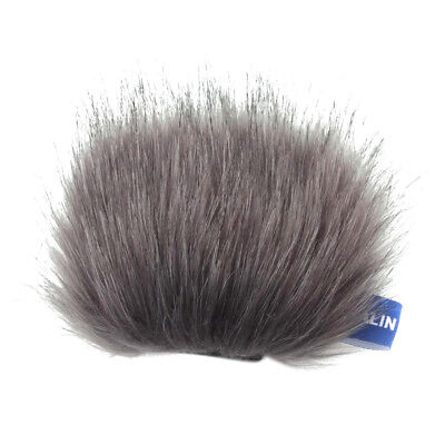 Furry Windscreen Wind Cover Microphone Muff For Tascam DR-22WL • 3.64£