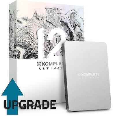 Native Instruments Komplete 12 Ultimate Collector's Edition (UPGRADE From K8-12) • 425£