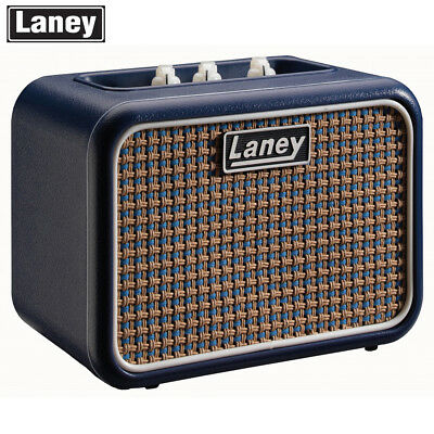 NEW Laney Lionheart MINI-LION Battery-Powered Amp Stereo Guitar Combo Amplifier • 53.66£