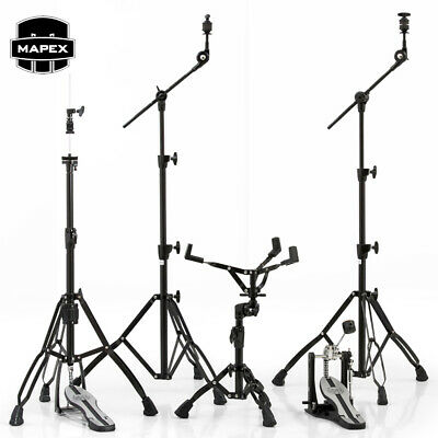 NEW Mapex HP6005EB Mars 600 Series Hardware Pack + P600 Single Pedal, Black • 261.70£