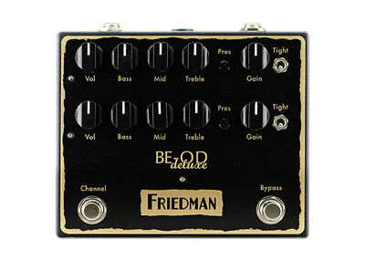 Friedman Amplification BE-OD Deluxe Overdrive • 217.66£