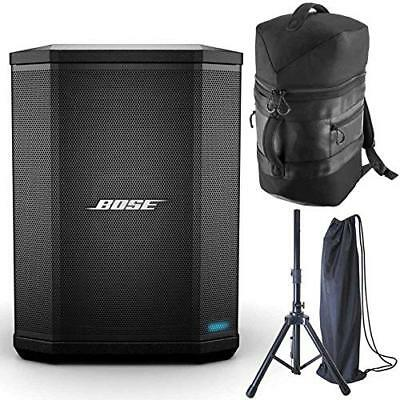 �ySpecial Backpack + Speaker Stand�z BOSE S1 Pro Multi Position PA System • 1,007.05£