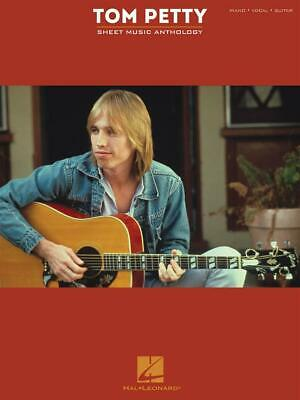 Tom Petty Sheet Music Anthology  Piano, Vocal and Guitar  Book Only HL00236099