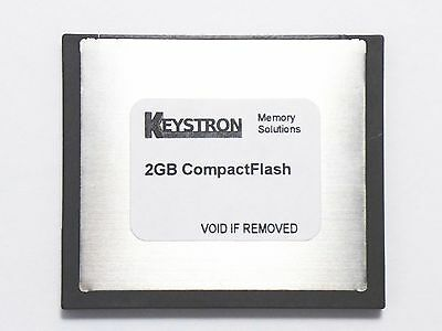 2GB 2 GB COMPACT FLASH ROLAND FANTOM X X6 X7 X8 XR Xa • 21£