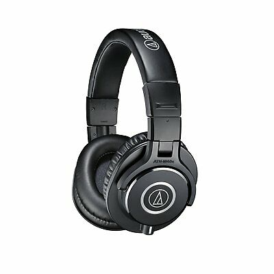 Audio-technica ATH-M40x Professional Monitor Headphones From Japan • 128.66£