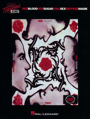 Red Hot Chili Peppers - BloodSugarSexMagik   Guitar  Book Only HL00672400
