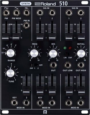 Roland SYSTEM-500 510 SYNTH Modular Synthesizer  FREE EMS • 449.11£