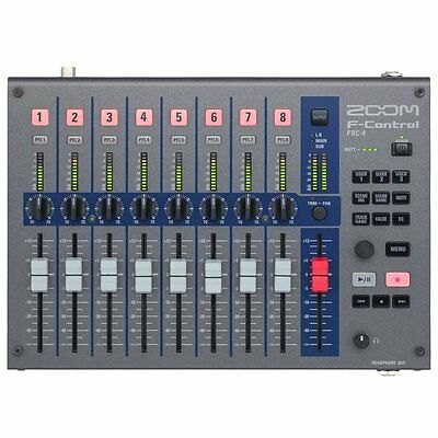 ZOOM FRC-8 F-Control Mixer  FREE EMS Shipping • 354.39£