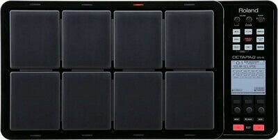 Roland Electronic Percussion OCTAPAD SPD-30-BLK Electronic Drum Trigger Pad NEW • 709.57£