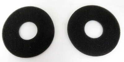 Dust Sponge Block Tune Sound  Pads For AKG K701 K702 Q701 Q702  K601 New • 5.99£