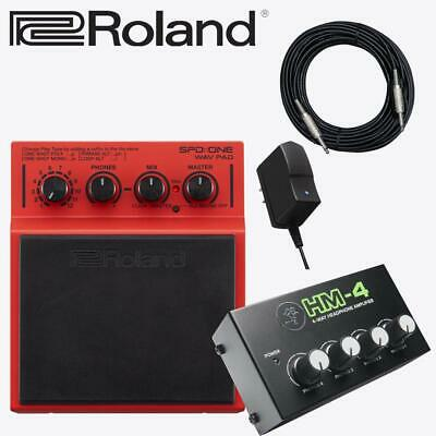 Roland The Synchronous Playing Wav Playing Pads Spd One Wav (Headphon From Japan • 628.28£