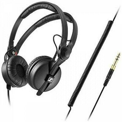 SENNHEISER-HD25 PLUS Headphones 4044155209112 Black HD25PLUS Black Over Head • 249.68£