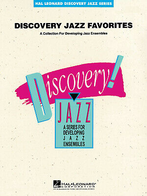 Discovery Jazz Favorites - Conductor  Big Band  Score Only HL07474590