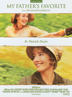 My Father'S Favorite From Sense & Sensibility   Piano Doyle Patric Book Only HL0