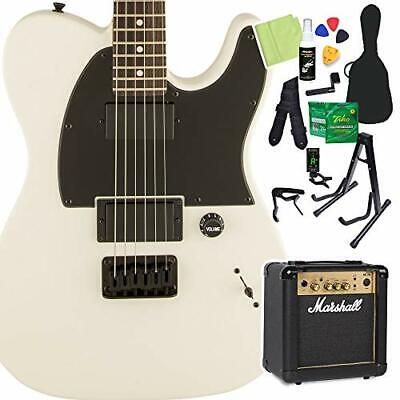 Squier By Fender Jim Root Telecaster Flat White Electric Guitar Beginner 14 Poin • 895.26£