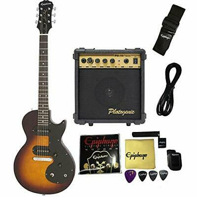 Epiphone / Les Paul SL Vintage Sunburst + PG10 Get Started With An Amp! • 170.87£