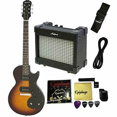 Epiphone / Les Paul SL Vintage Sunburst + AG-5M Get Started With A Mini Amp! • 157.63£