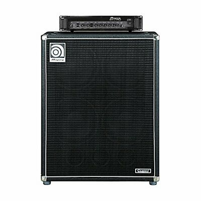 Ampeg SVT-7PRO SVT-410HLF | Tube Preamp D Class Power Amp With Bass Cabinet Encl • 3,868.42£