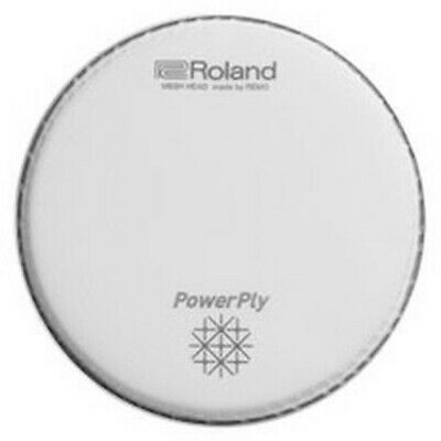 Roland Japan Drums 13-inch Mesh Head MH2-13 PowerPly Acoustic V-Drums • 78.69£