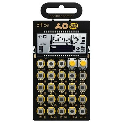 Teenage Engineering PO-24 Office Pocket Operator Synthesiser & Sequencer • 52£
