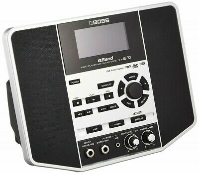 BOSS EBand JS-10 AUDIO PLAYER With GUITAR EFFECTS 4957054501273 2.1ch Surround • 321.08£