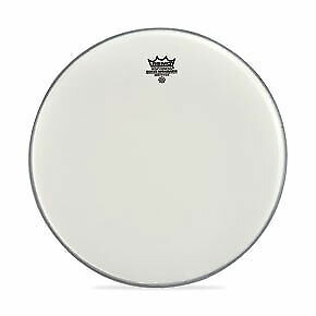 Remo 10  Coated Smooth White Ambassador Batter Drumhead • 11.20£