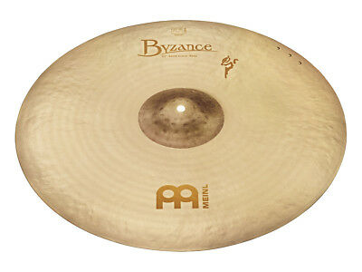 Meinl Byzance Vintage 22' Sand Crash-Ride With 3 Rivet Cluster Cymbal • 360.94£