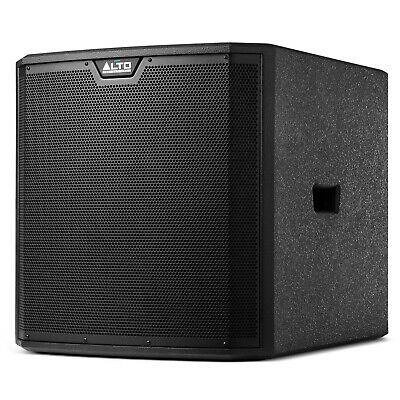 Alto TS315S 15 2000W Active Powered Subwoofer X 1 • 429£
