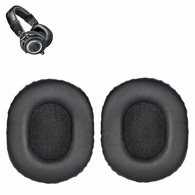 Earpads Replacement Ear Pads Cushion For Audio-technica ATH-M40x M50 M50S M20 • 2.61£