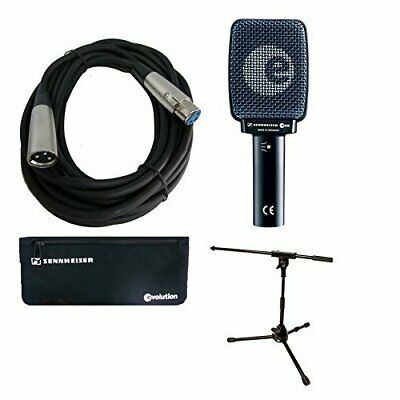 Sennheiser E906 Instrument Microphone Bundle With Amp Mic Stand And Cable • 145.77£