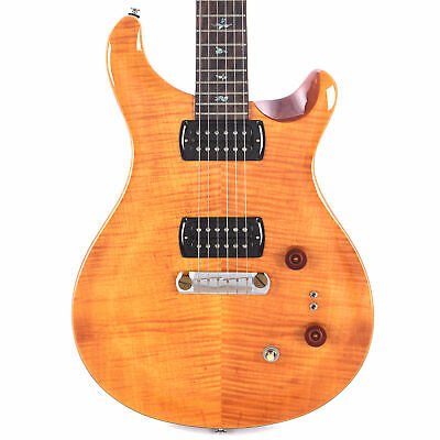 PRS SE Paul's Guitar Figured Maple Top Amber W/Tobacco Back • 766.63£