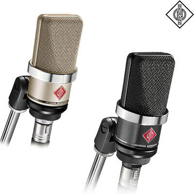 Neumann TLM-102 Large-Diaphragm Studio Condenser Microphone L Authorized Dealer • 511.30£