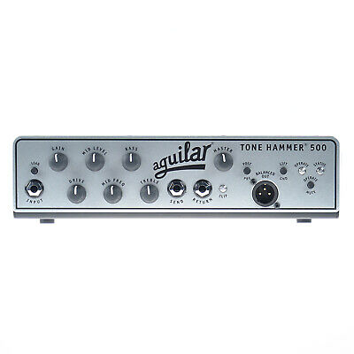 Aguilar TH500 Tone Hammer 500 Bass Head • 638.66£
