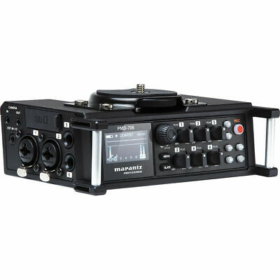 Marantz Professional PMD-706 96kHz 6-Channel DSLR Recorder • 228.80£