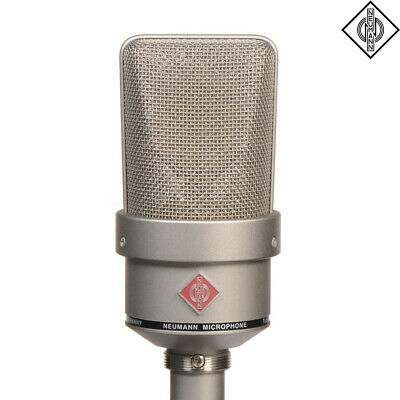 Neumann TLM 103 Large-Diaphragm Condenser Microphone Nickel L Authorized Dealer • 929.17£
