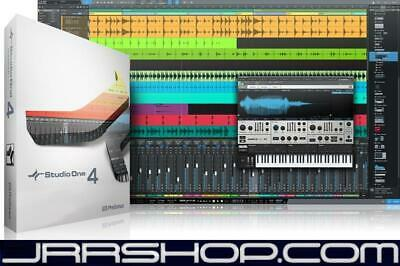 Presonus Studio One 4.5 Professional Upgrade From Professional/Producer (all Ver • 114.37£