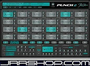 Rob Papen Punch 2 Upgrade From Punch 1 EDelivery JRR Shop • 37.57£