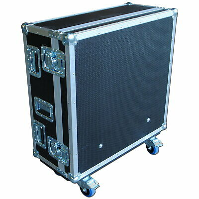 Yamaha CL3 Mixer Flight Case With Dog Box And Castors • 439.99£