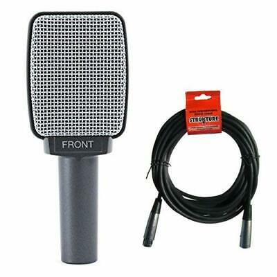 Sennheiser E609 Silver Drum Mic With Free XLR Cable • 83.66£