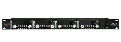 Warm Audio WA-412 Four Channel Microphone Preamplifier IEC Cable 638142859295 • 961.70£