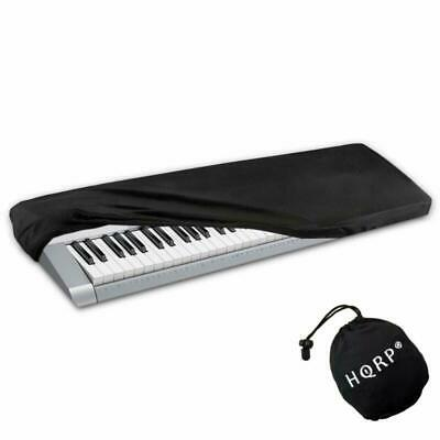 HQRP Elastic Dust Cover Compatible With Casio LK-265 LK265 LK-280 LK280 WK-6600  • 18.48£