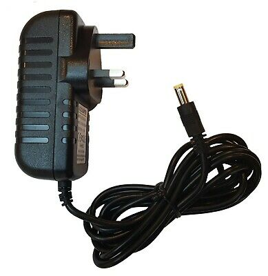 Line 6 Hx Stomp Multi Effects Pedal 9v 3a Power Supply Adapter Replacement Uk • 10.99£