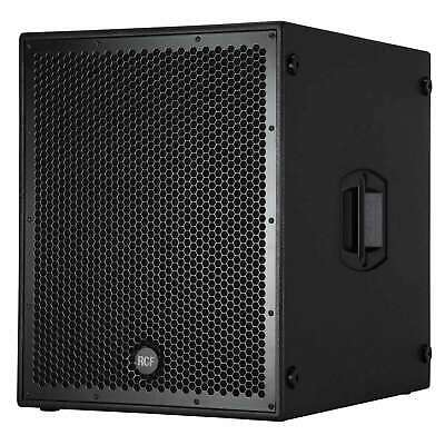 RCF SUB 8004-AS 18  Active Powered High Power DJ PA Subwoofer Sub • 2,159.96£