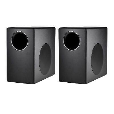 (2) JBL Professional Control 50S/T Surface-Mount Subwoofers In Black • 466.07£