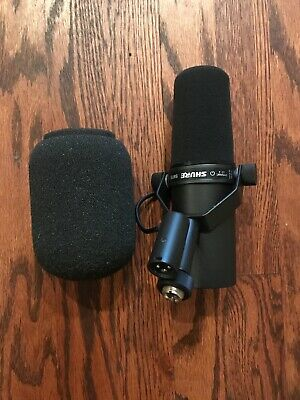 Shure SM7B Cardioid Dynamic Professional Vocal Microphone In Great Condition • 237.37£