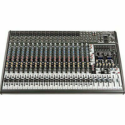 Behringer Eurodesk SX2442FX-PRO 24-Channel Recording And Sound Reinforcement... • 146.92£