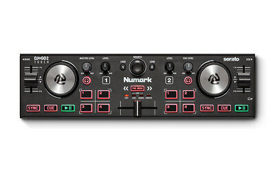 Numark DJ2GO2 Touch - Pocket Sized DJ Controller With High Response Jog Wheels • 76£