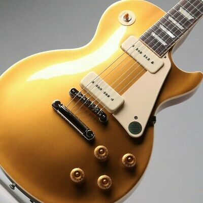 New Gibson Les Paul Standard 50S P 90 Gold Top *Tsi213 • 2,391.06£
